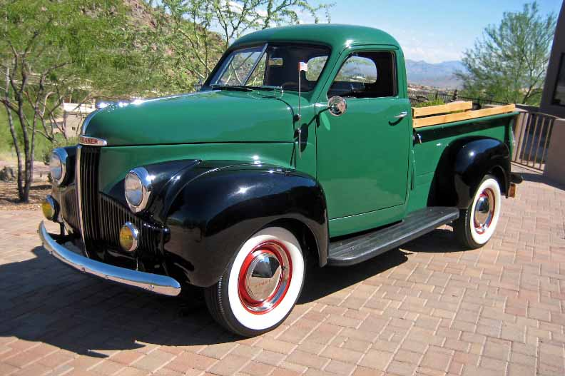 Studebaker M5 Coupe Express Pickup Truck 1947 Brighton