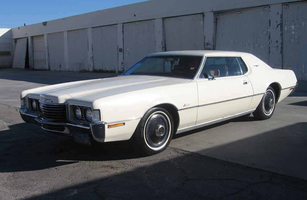 1972 Ford Thunderbird Related Infomationspecifications