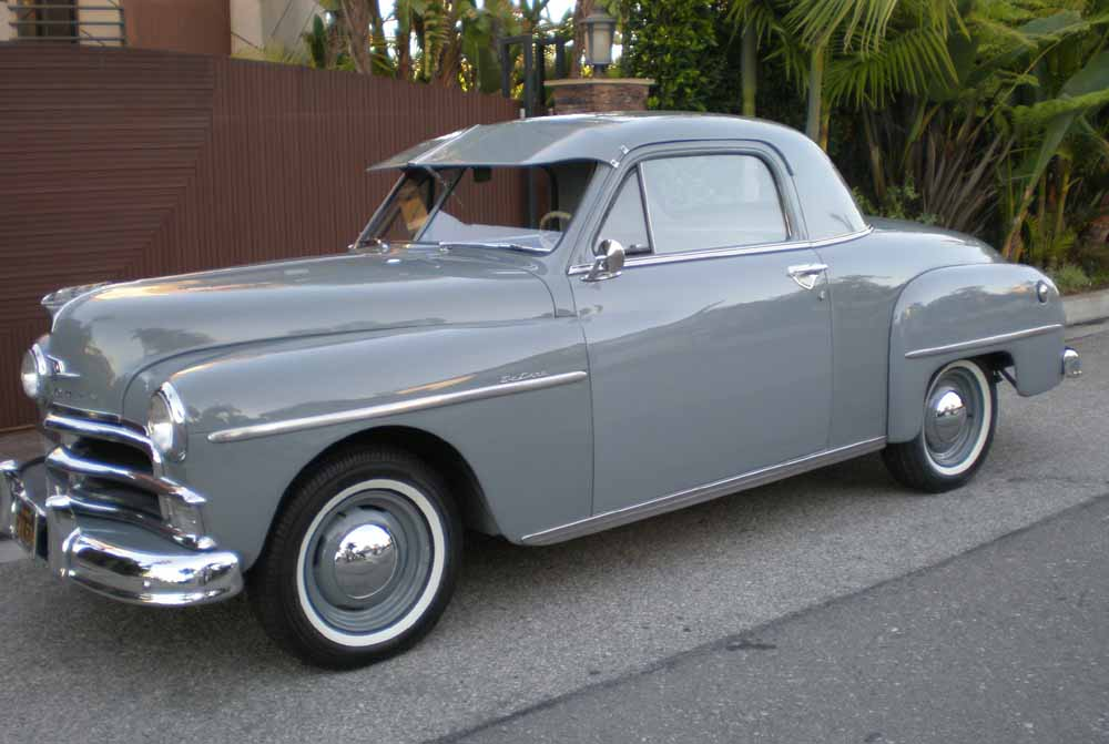 1936 plymouth businessman coupe for 1950 plymouth 2 door coupe