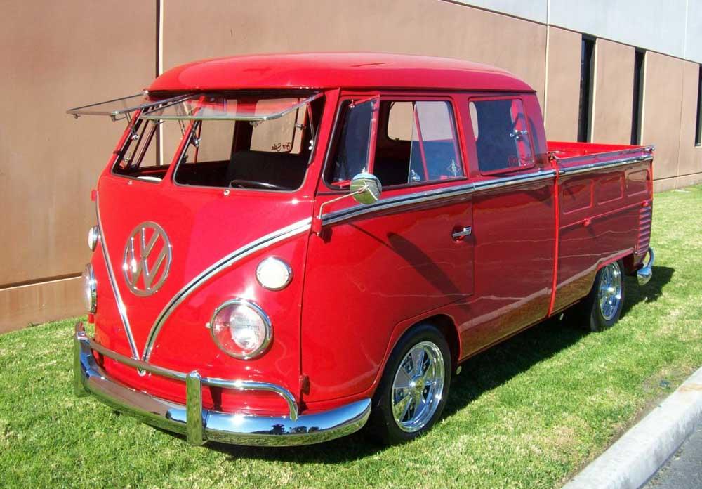 1964 Vw Truck : Classic car auctions