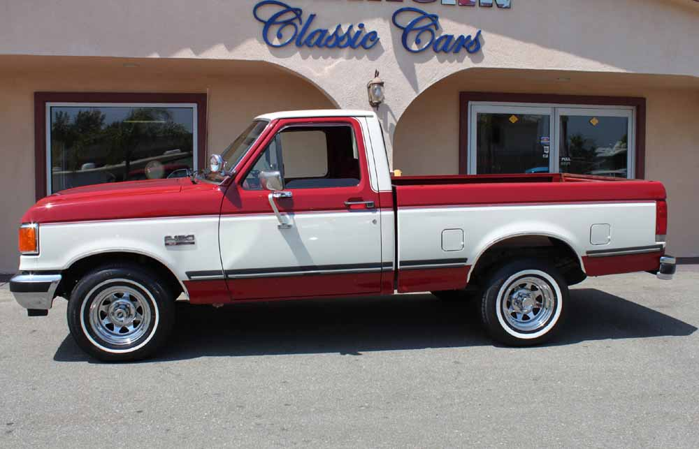 1990 ford truck