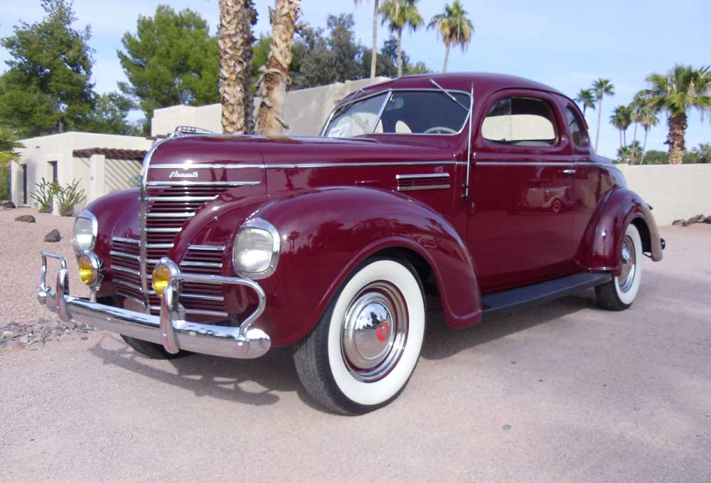 1939 Plymouth Business Coupe For Sale Council Bluffs Iowa ...