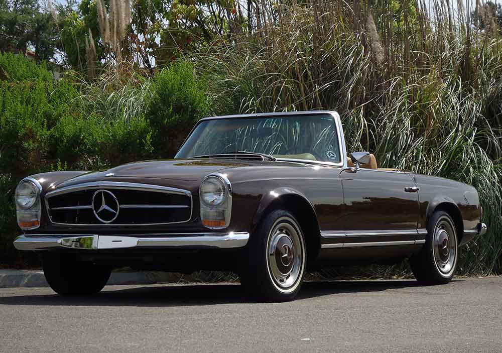 Classic car auctions for Mercedes benz parts in seattle