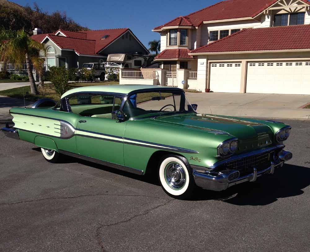 Pics photos 1958 pontiac for sale - Owner Comments