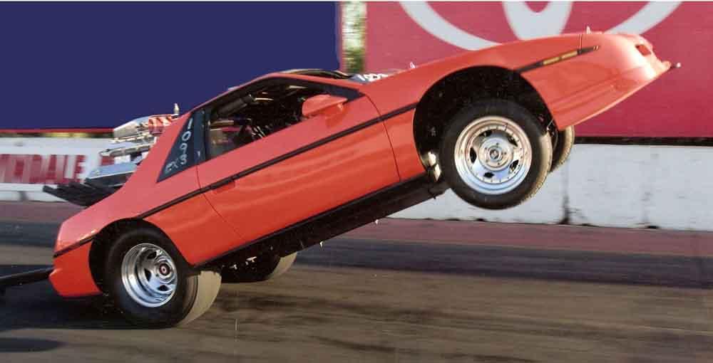 1984 Pontiac Fiero Custom